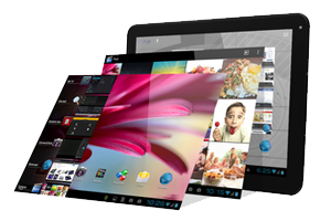 Tableta Allview Alldro 3 cu Android 4.0