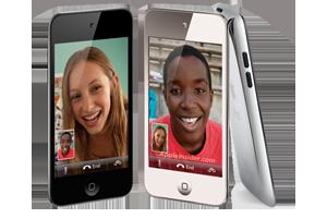 Apple iPod Touch Alb de 8Gb